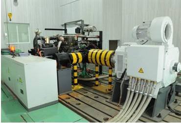 电动汽车混合动力试验系统