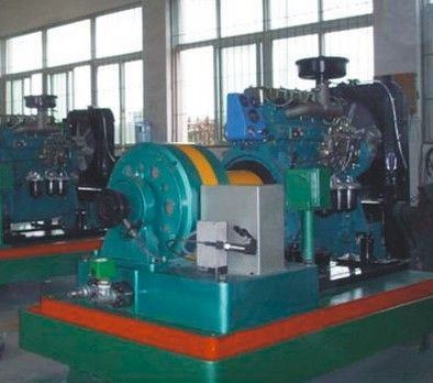 发动机试验系统