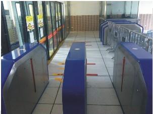 地铁车站模拟实训室1