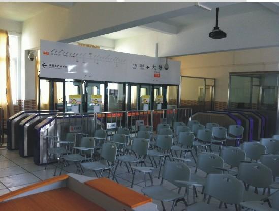 地铁车站模拟实训室2
